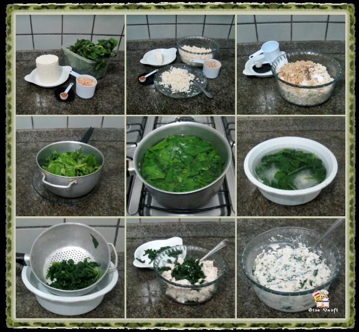Capeletti com recheio de ricota, espinafre e castanha do Pará 4