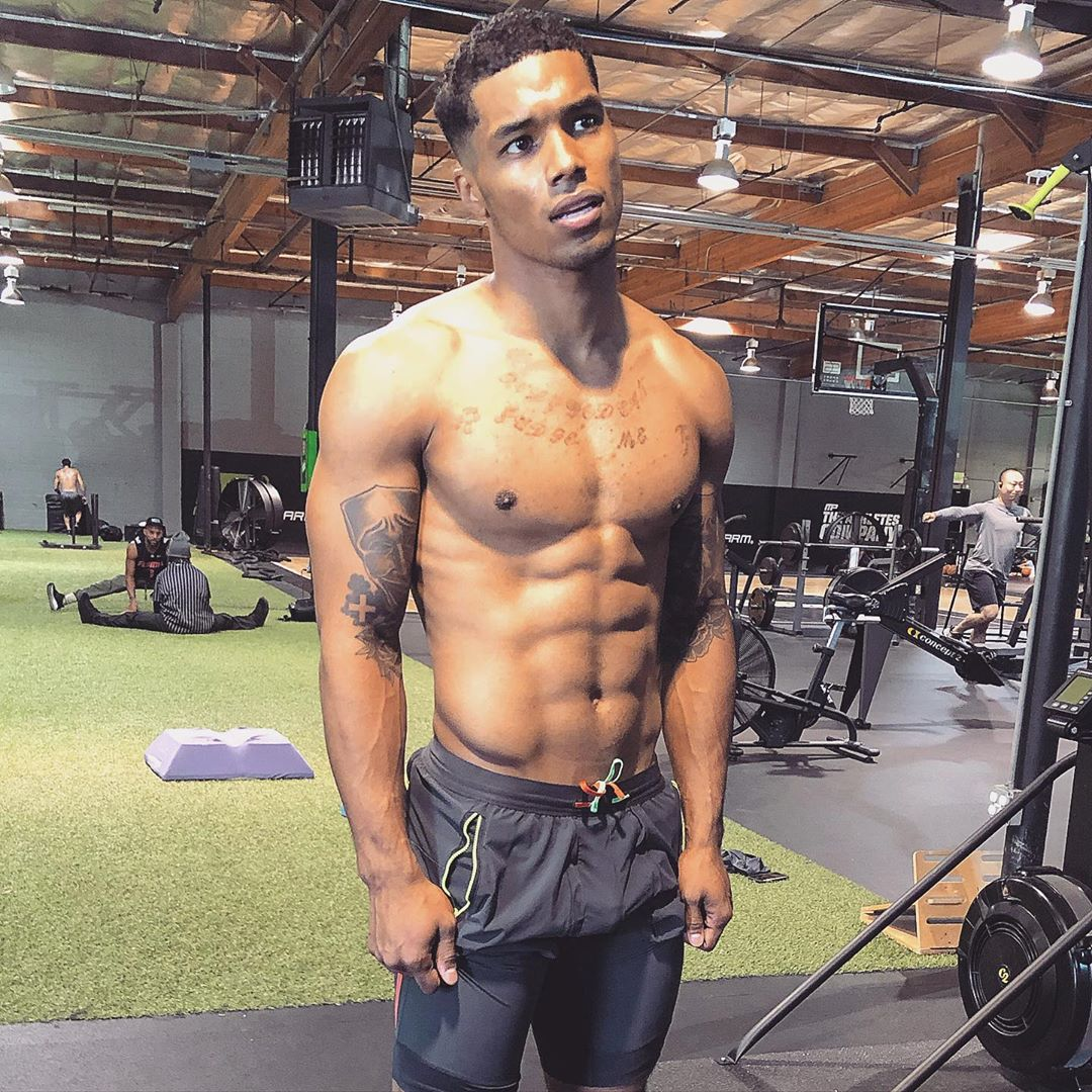 Alexis_Superfans Shirtless Male Celebs: Rome Flynn