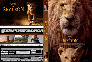 CARATULAEL REY LEON - THE LION KING - 2019