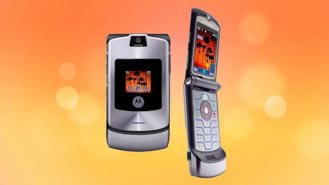 Le Motorola RAZR revient !