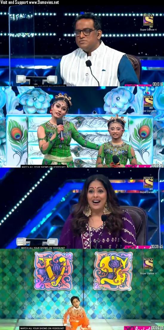 Super Dancer 25 April 2021 HDTV 480p 280MB