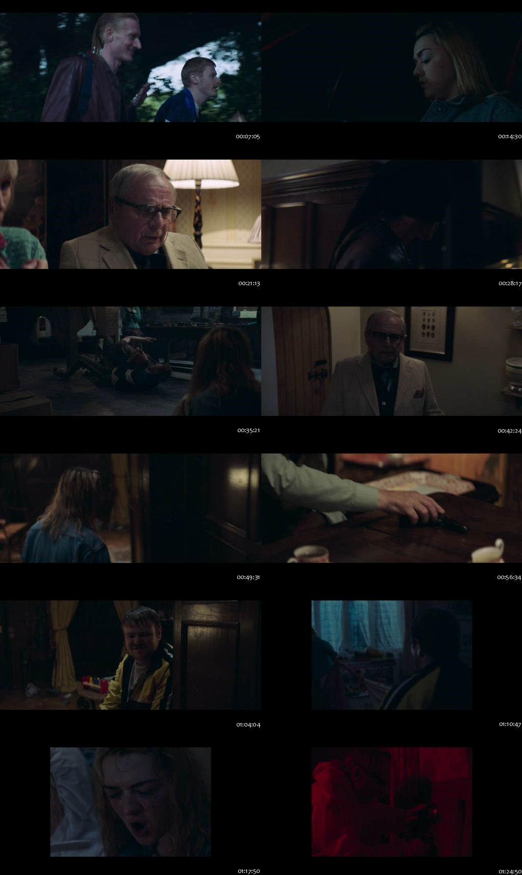 The Owners 2020 HDRip 720p