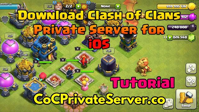 Clash of Clans Hack iOS 2020