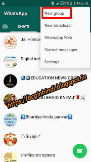 WhatsApp Group Information In Hindi