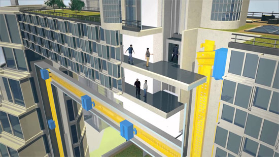 Novo elevador Multi da Thyssenkrupp - Img 2