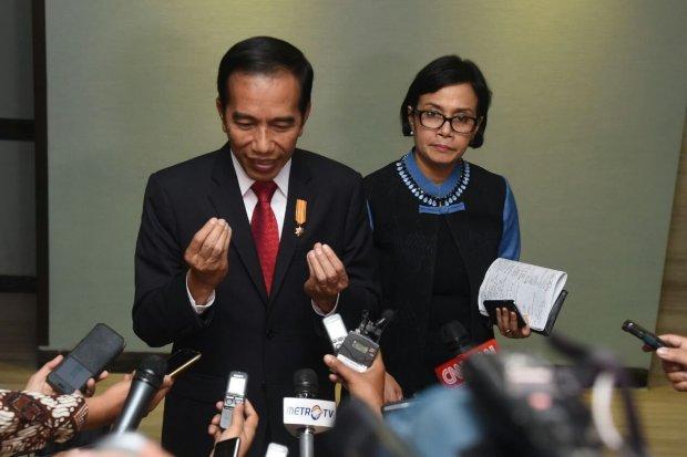 Presiden yang Jawa dan Sri Mulyani
