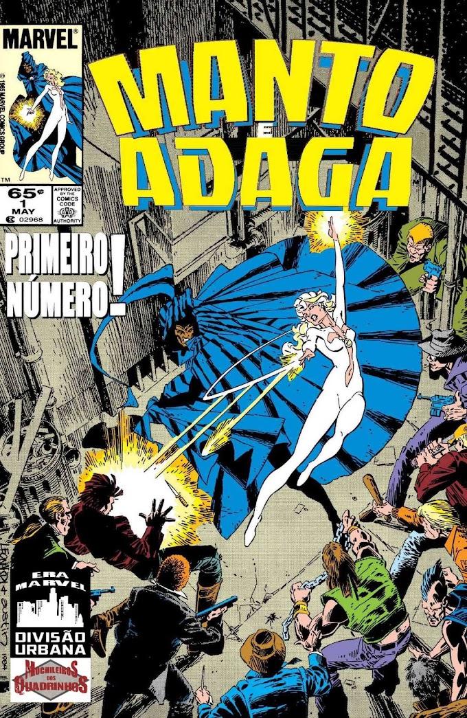 Manto & Adaga Vol.02 (1985)