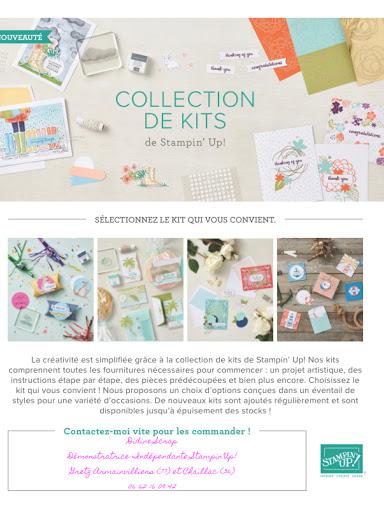 Nouveau : Collection de kits