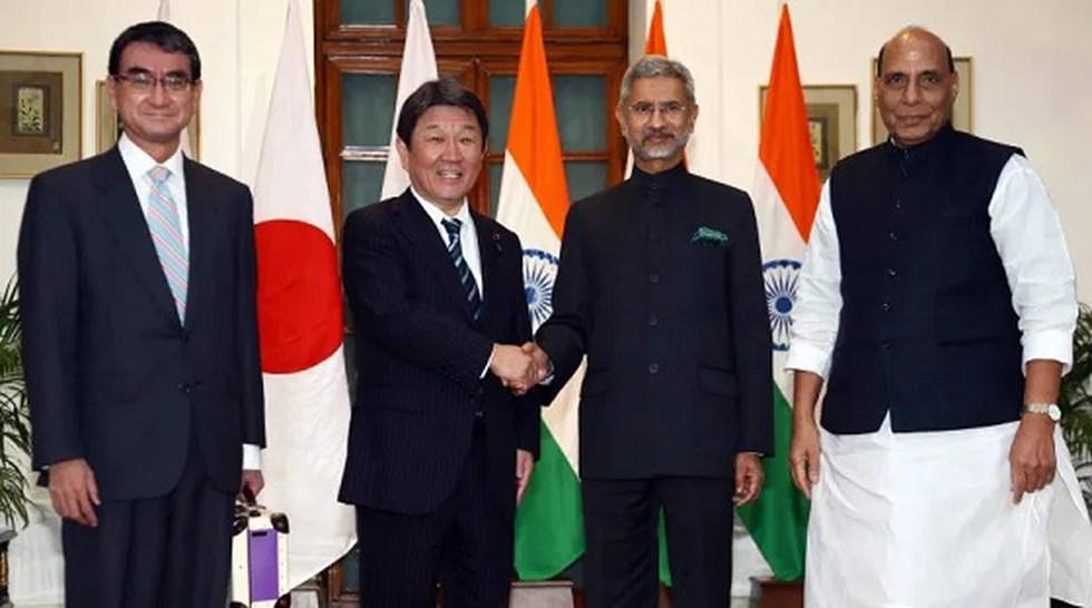 India-Japan 2+2 Meeting, Indiathinkers