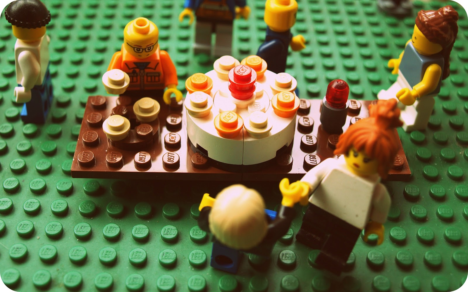 gefeliciteerd lego Stins: Lego party! gefeliciteerd lego