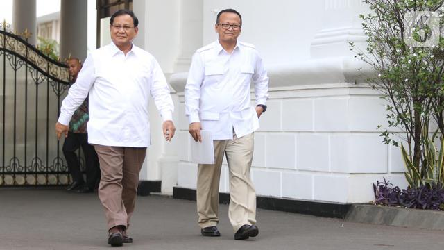 Puan: Presiden Sudah Punya Pertimbangan sehingga Minta Pak Prabowo Masuk ke Pemerintah