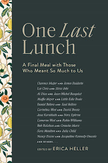 Review of One Last Lunch, edited by Erica Heller