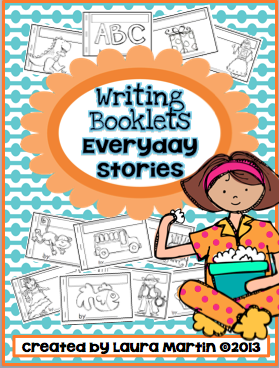 http://www.teacherspayteachers.com/Store/Laura-Martin/Search:writing%20booklets