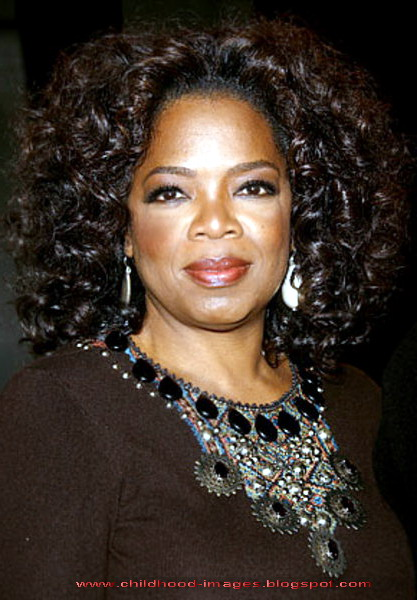 Childhood Pictures: oprah winfrey mini biography and rare ...