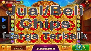 Jual Beli Chips Higgs Domino