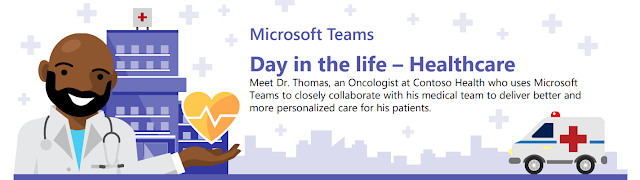 Spend a day in the life with physician Dr. Thomas