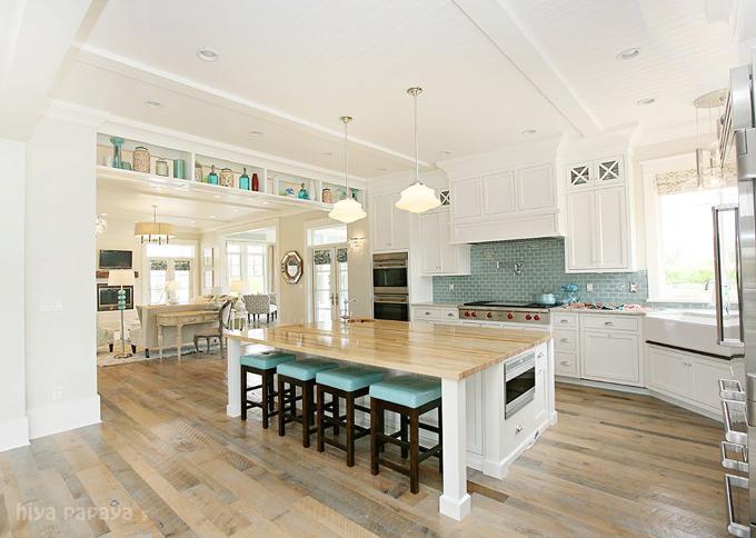 Building Your Dream Kitchen: Ink And Elm: Tour De Dream House: Kitchen