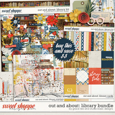 Out and About: Library Bundle