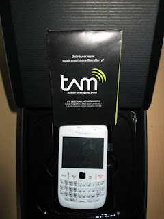 Blackberry Gemini 8520 Baru Garansi Resmi TAM