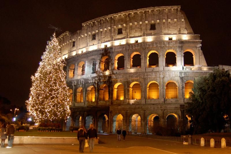 12-Day Christmas in Europe Tour Package