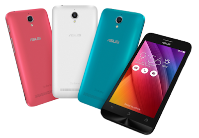 harga spesifikasi Asus Zenfone GO ZC451TG handphone terbaru