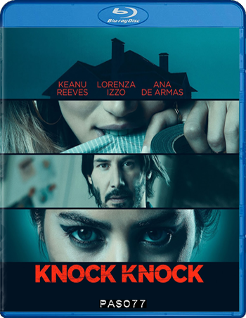 Knock Knock 2015 Hindi Dual Audio 720p BluRay x264