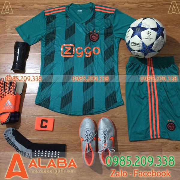 Áo bóng đá  Ajax đẹp