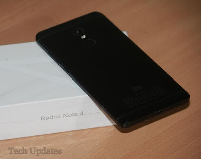 Xiaomi Redmi Note 4 Matte Black Photo Galley
