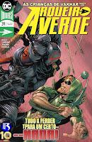DC Renascimento: Arqueiro Verde #39
