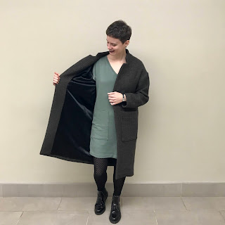 Sew Over It Cocoon Coat