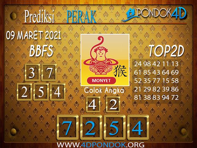 Prediksi Togel PERAK PONDOK4D 09 APRIL 2021