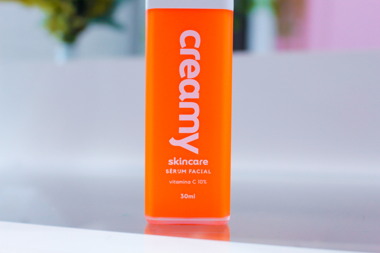 Vitamina C Creamy - Vale a Pena?