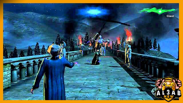 تحميل لعبة هاري بوتر Harry Potter and the Half-Blood Prince لأجهزة psp ومحاكي ppsspp مضغوطة و بصيغة iso  من الميديا فاير
