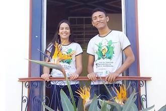Representantes de jovens da OSC Ceacri de Itapiúna participam do 1º Festival da Juventude Empreendedora em Minas Gerais
