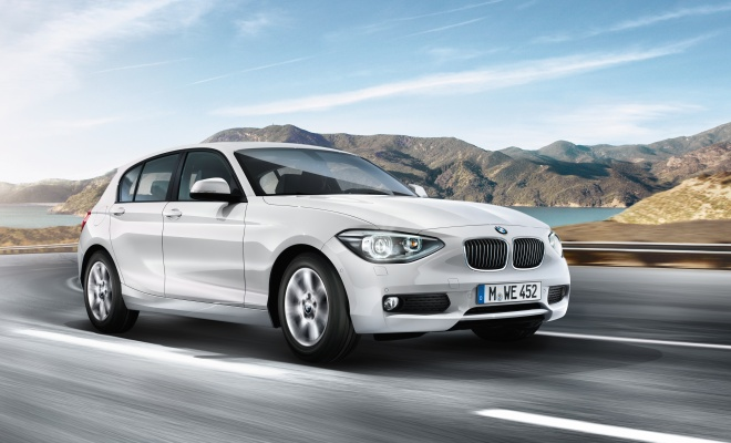 bmw puts a price on its 1 series efficientdynamics edition. Black Bedroom Furniture Sets. Home Design Ideas