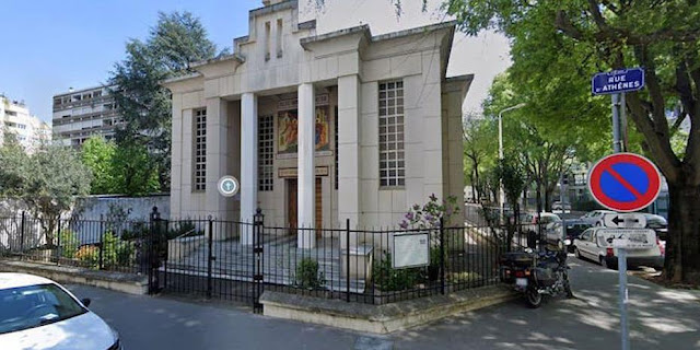 Επίθεση σε ελληνορθόδοξη εκκλησία στη Λυών