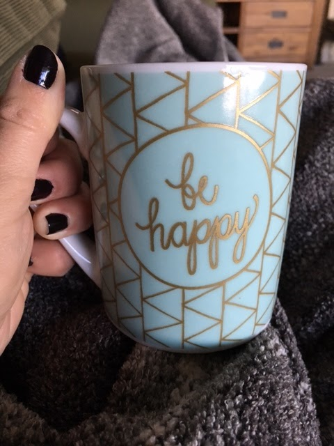 Be Happy cup of tea