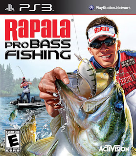 Rapala® Pro Bass Fishing PS3