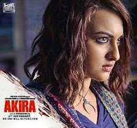 Akira 3rd Day ( Sunday) Box Office Collection