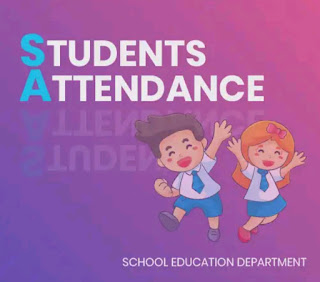 App to capture the school children attendance
