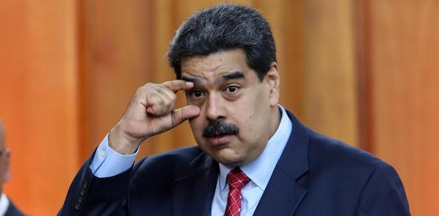 Nicolás Maduro, prepara las maletas y no vuelvas a pisar Venezuela. Bienvenido, Juan Guaidó.