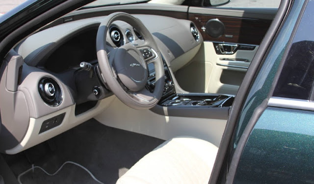 2016 Jaguar XJL LATEST REVIEWS INTERIOR