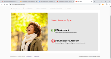 How To Open UBA Savings Account Online Instantly (Latest Method)