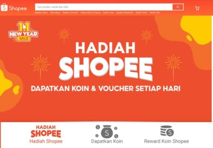 Shopee Games Hilang