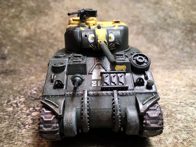 28mm WW2 Chinese for Bolt Action: Sherman Tank