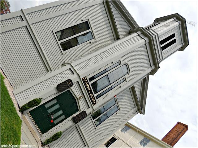 Seamen's Bethel, New Bedford