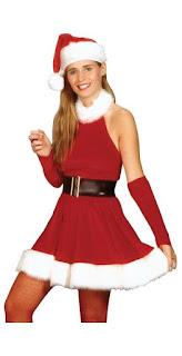 Santa Inspiration Costume