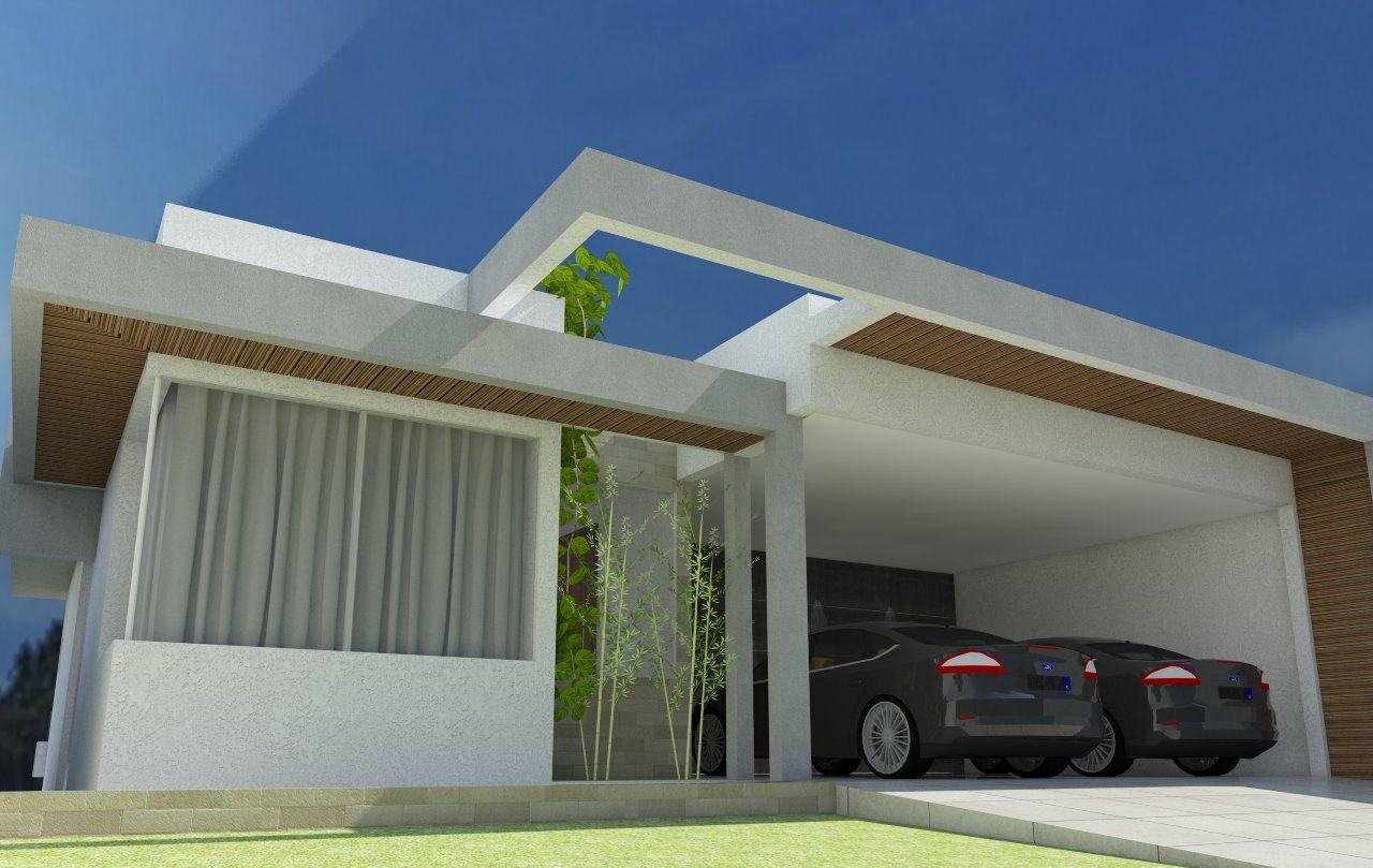 Arquitetura val ria piassi projeto casa moderna for Casa moderna 2016 udine