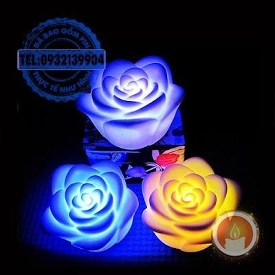Hoa hồng phát sáng