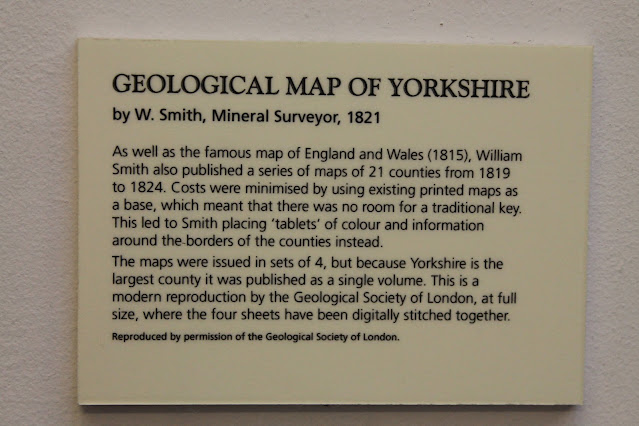 Geology travel England Bath York London William Smith history science geologic map copyright RocDocTravel.com